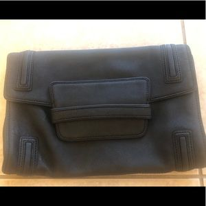 Like New BCBG Max Azria Envelope Style Clutch